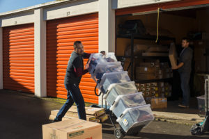 Mover help with storage unit moves - Bridgetown Movers