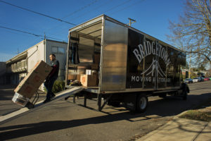 Finding your best Portland local moving rate starts here
