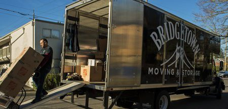 tipping etiquette for movers