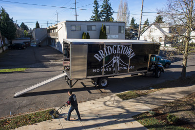 Professional Movers at Bridgetown Moving & Storage