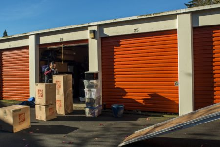 Self storage moves with Portland's Bridgetown Movers