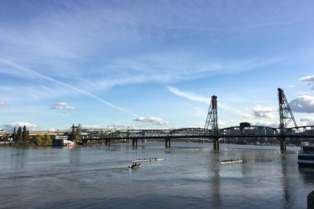 Portland, Oregon, Willamette River